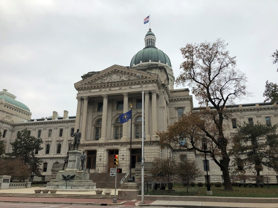 Indiana lawmakers move forward with hate crime bill