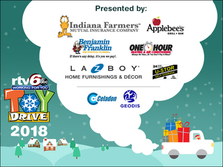 Help kids by donating to the RTV6 Toy Drive