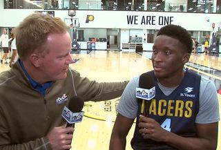 Vic On 6: RTV6 launches partnership with Oladipo