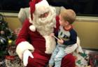 Indiana Santa Train brings kids holiday cheer