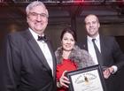 Jason Seaman awarded 'Sagamore of the Wabash'