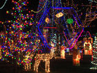WATCH: Kokomo Christmas lights outshine the rest